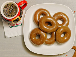 Krispy Kreme rolling out gingerbread-flavored doughnut for one day