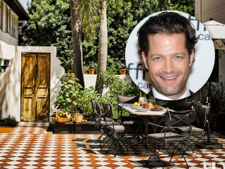Take a look inside Nate Berkus' stunning new home with his family