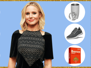 Kristen Bell's 6 foolproof holiday gifts
