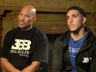 LaVar Ball won't thank Trump after son freed, but he did send him sneakers