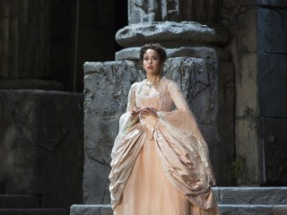 Young Soprano Nadine Sierra is making history in the opera world