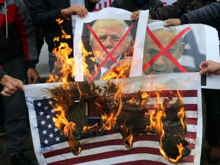 World leaders slam Trump's Jerusalem move as 'irresponsible' and 'dangerous'