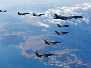 North Korea says war with the U.S. is inevitable