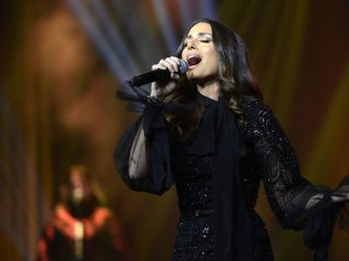 Saudi Arabia hosts first concert by female performer in country's history