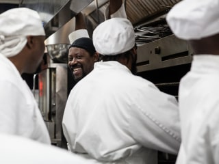 From behind bars to the James Beard House