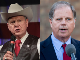 Moore vs. Jones: Where the Alabama Senate candidates stand on the issues