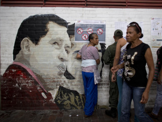 Venezuela's ruling party says it wins big in mayoral elections