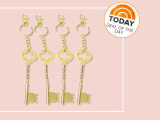 Deal of the Day: 76 percent off Jessica Elliot Keychains and Bag Charms