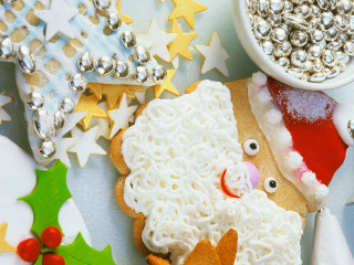 Christmas cookie danger: Why you shouldn't eat those little silver balls