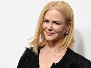 Nicole Kidman with a choppy brunette bob?! See her film transformation