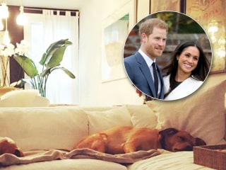 See inside Meghan Markle's Toronto home — before she moves into a castle