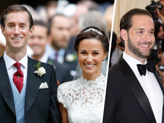 From Serena Williams to Pippa Middleton, the biggest celebrity weddings of 2017
