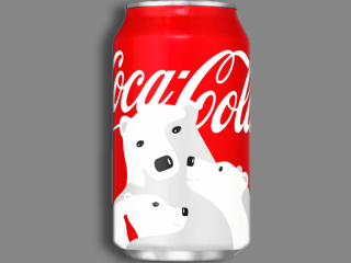 Can you spot the hidden images on Coca-Cola's holiday cans?