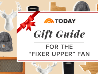 "26 gift ideas for the ultimate ""Fixer Upper"" fan on your list"