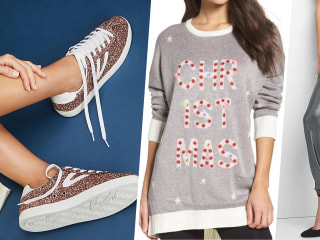 Get in the holiday spirit with these festive outfit ideas