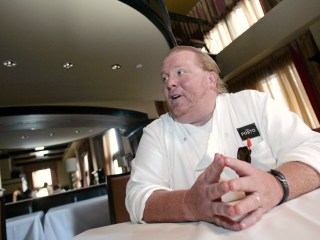 Mario Batali steps away from 'The Chew' and businesses after misconduct allegations
