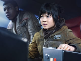 In 'Star Wars: The Last Jedi,' Kelly Marie Tran steps into stardom