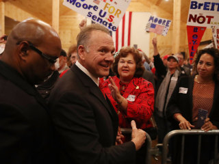 First Read's Morning Clips: It's Election Day in Alabama