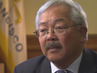 San Francisco Mayor Ed Lee dies in hospital at 65