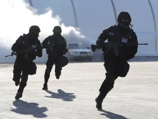 South Korea conducts anti-terror drills ahead of 2018 Winter Olympics
