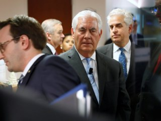 Tillerson says U.S. open to North Korea talks 'without precondition'