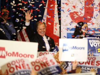 After Alabama, Democrats have a big dream. The House and Senate.