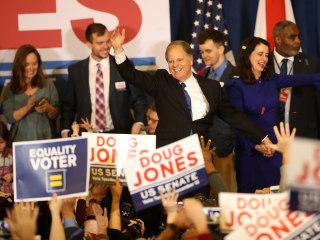 Meet Doug Jones, Alabama's first Democratic senator in 25 years