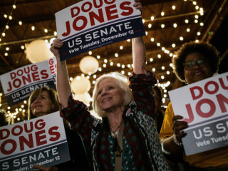 Alabama's women wrote the verdict on Roy Moore