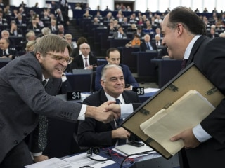 Venezuela opposition, political prisoners win human rights award from EU