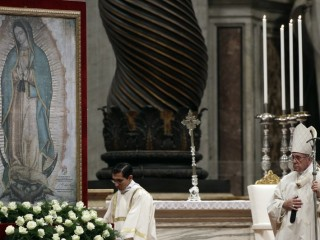 Latin America's first Pope says Church is mestizo, native, black