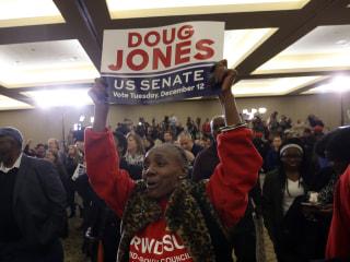 Why black women voters showed up for Doug Jones