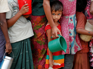 At least 6,700 Rohingya killed in Myanmar, says aid group