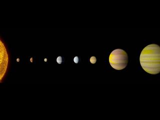 Google helps NASA's Kepler telescope find eighth exoplanet around star