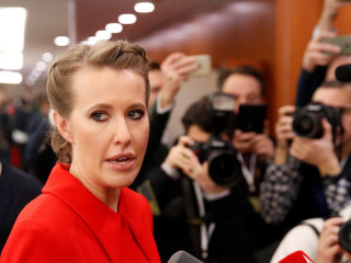 Ksenia Sobchak — daughter of Putin mentor — runs in Russian elections