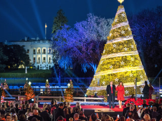 What brings Republicans and Democrats together? Holiday décor ... lots of it