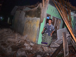 Earthquake hits Indonesia's Java island, at least 2 dead