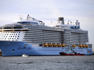 More than 500 people fell sick aboard two Royal Caribbean cruises