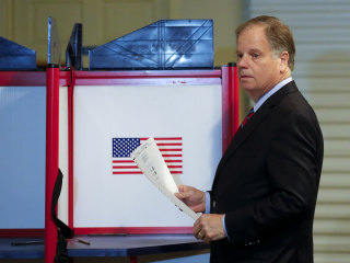 Buried inside the Alabama election, a lesson for the GOP in 2018