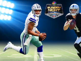 SNF on NBC: Cowboys take on Raiders in Oakland