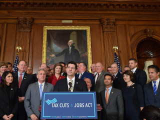 Passing the GOP tax bill is hard. Selling it to voters may be harder.