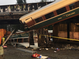 Amtrak derailment: Train crashes near Tacoma, Washington, fatalities reported