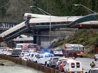 Amtrak derailment: Train crashes near Tacoma, Washington, fatalities reported
