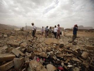 U.S. airstrikes in Yemen have increased sixfold under Trump