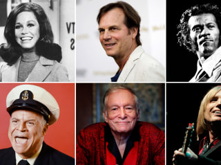 Celebrity deaths in 2017: Looking back at the famous figures we lost