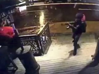 Istanbul Nightclub Attack Suspect Captured by Police