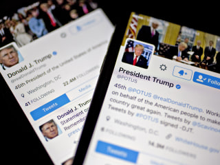 How Trump's tweets are framing — and hurting — his presidency