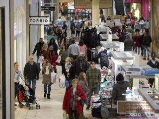 Department store stocks jump on U.S. holiday spending record
