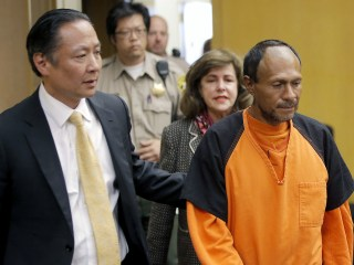 Immigrant acquitted of Steinle murder gets time served on lesser gun charge, taken into federal custody