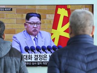 Sudden exit of ambassador pick has Trump facing Korean crisis without key diplomat