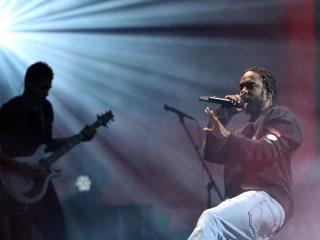 Kendrick Lamar to produce Marvel's 'Black Panther' soundtrack